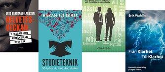Fem böcker som boostar din karriär