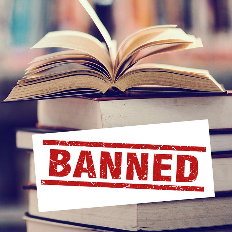 7 välkända romaner som har varit bannlysta