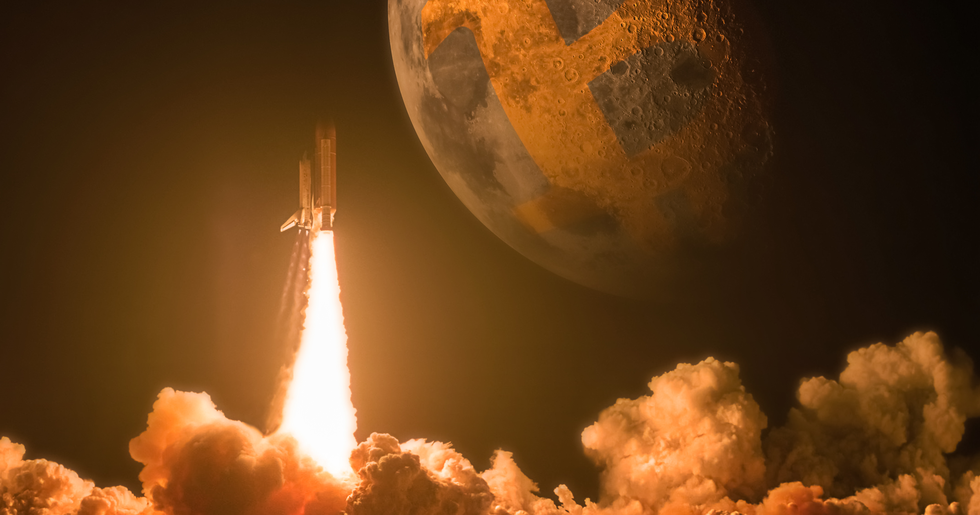 Bitcoin rallies ten percent to $8,800 – the highest price so far in 2019.