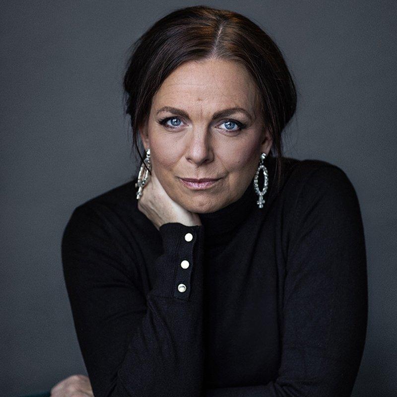 """Katarina Wennstam: """"Män i grupp kan ställa till med oerhört mycket skada"""""""