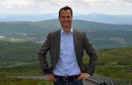 Turistchefen som dumpade Stockholm för fjällvärlden