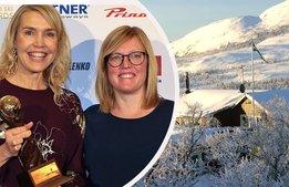 Tajt gäng skapar Sveriges bästa Ski boutique Hotel