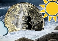 Bitcoin trading volume approaches year low – might be the calm before the storm
