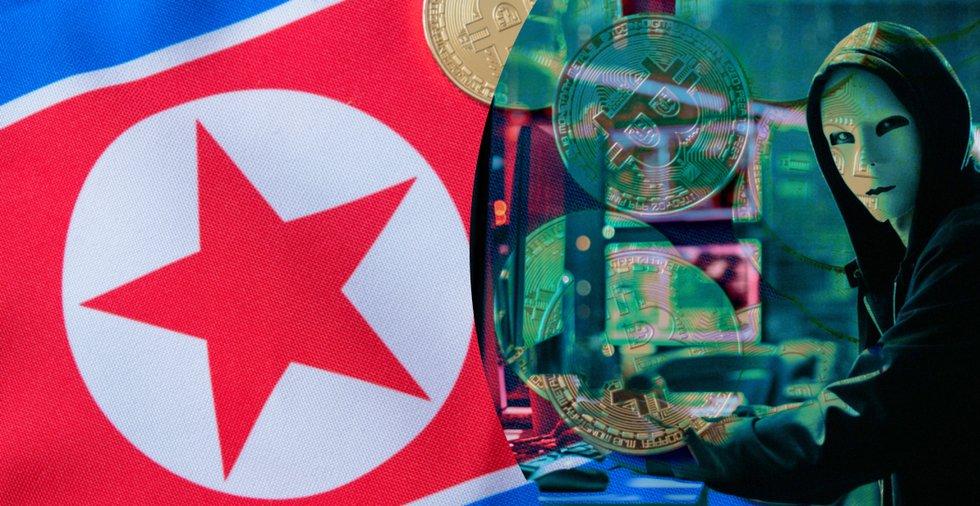 Så tvättade två män över 900 miljoner kronor i stulna kryptovalutor åt Nordkorea