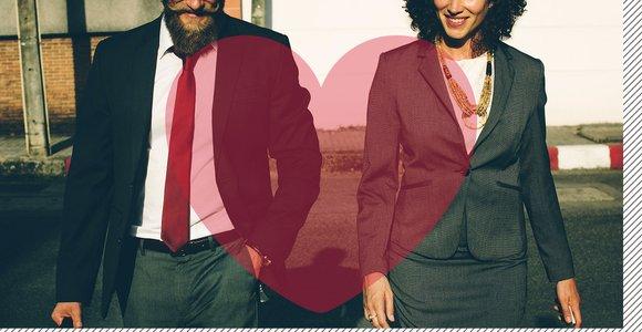 9 storföretag: Så tycker vi om kärlek på jobbet