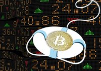 Bitcoin rallies as stock markets fall: