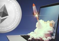 Stabila marknader –ethereum fortsätter öka