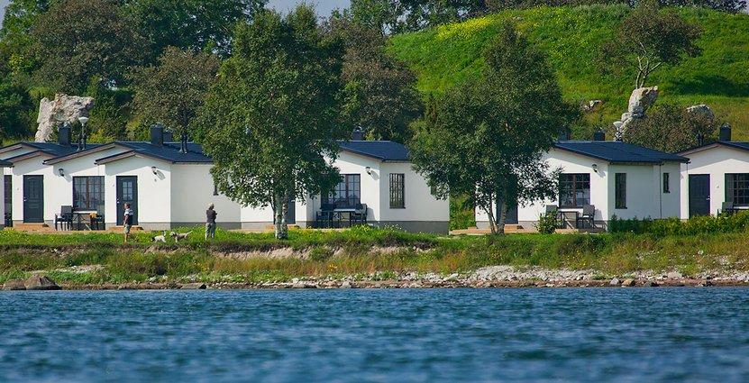 Sliteexpressen ska gå mellan Slite och Visby sju gånger per dag. Foto: Slite Strandby