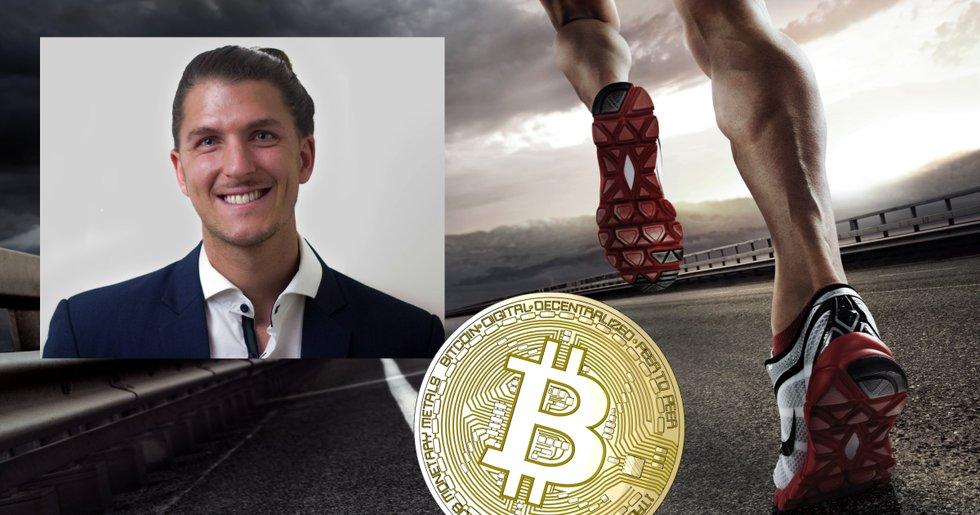 Dennis Sahlström: Att investera är ett maraton – inte en sprint.