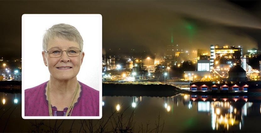 Maud Olofsson är kritisk till hur hennes hemkommun Örnsköldsvik hanterat krisen i besöksnäringen FOTO: Pressbild/Colorbox