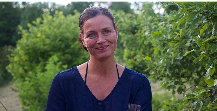 Anne Torjussen blir kulinarisk ledare på Sånga Foto: Privat