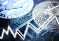 Litecoin and ethereum increase the most in rising crypto markets