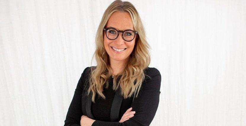 Jessica Johansson blir ny vd för Clarion Collections Hotel Fregatten i Varberg.  Foto: Pressbild
