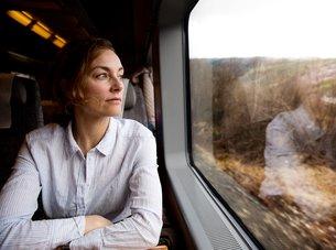 Får seks timer ekstra arbeidstid med toget