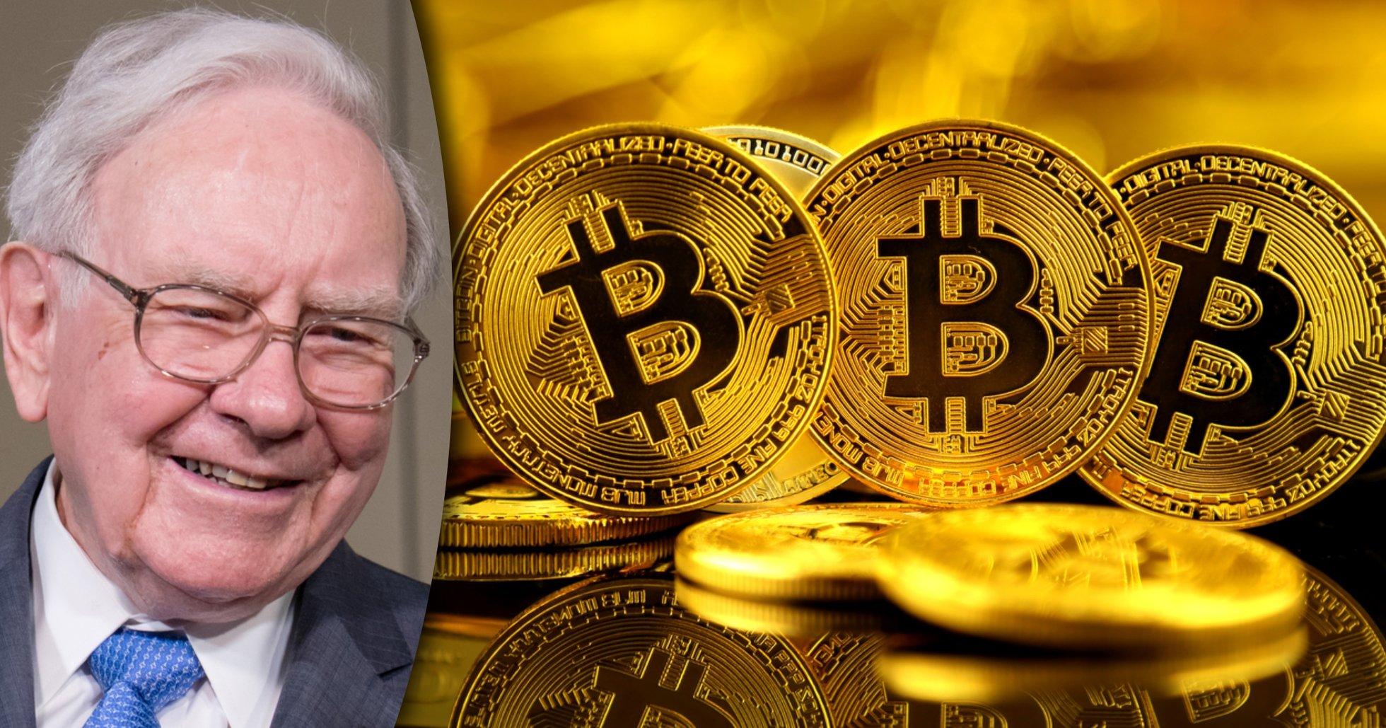 Kryptoprofil: Warren Buffett kommer snart att köpa bitcoin