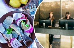 Sverige toppar ligan som hotell– och matdestination