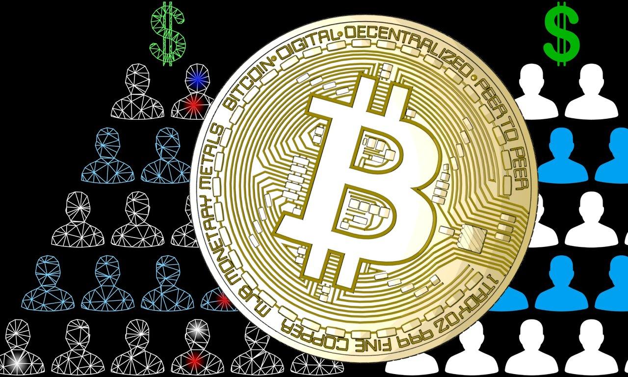 Chefsekonomen: Bitcoin är ett pyramidspel