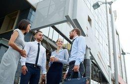 Ny undersökning: Unga värderar karriärmöjligheter högst