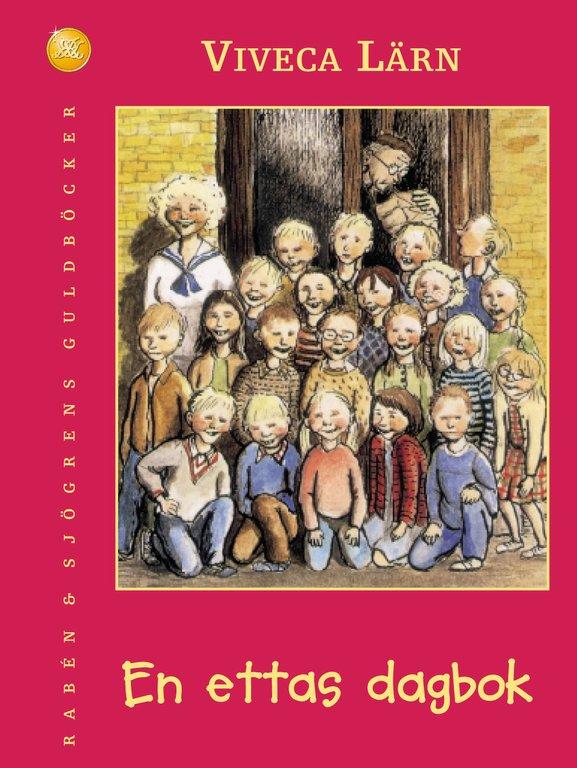 7 barnböcker av Viveca Lärn som älskats av många generationer