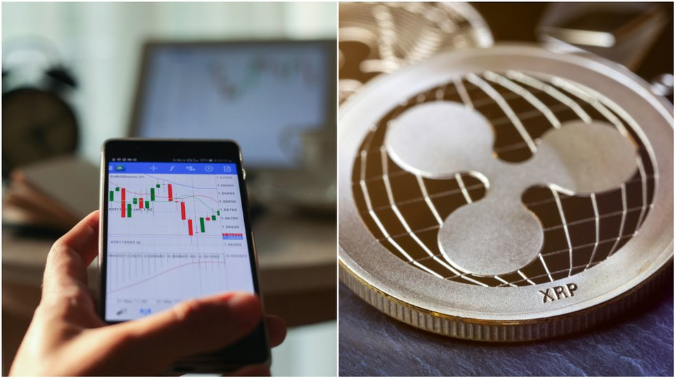 Daily crypto: Xrp declines several percents – despite new partnerships with major banks.