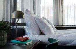 Nu öppnar nya hotellet med rum under mark