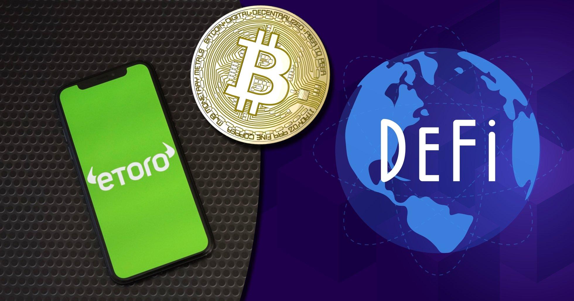 Etoros vd: Vi skapade en defi-börs redan 2012