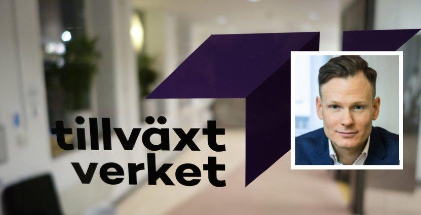 Visitas förhandlingschef Torbjörn Granevärn.