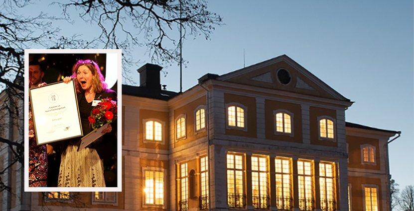 Julita Gård prisas för sitt arbete med att jobba med gårdens<br />  historia och föra ut den kunskapen till besökarna. Foto: Julita Gård