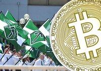 Svenska nazister har samlat in en miljon kronor i bitcoin