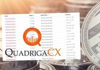 Döda Quadrigacx-grundarens laptop upplåst – men plånböckerna är tomma