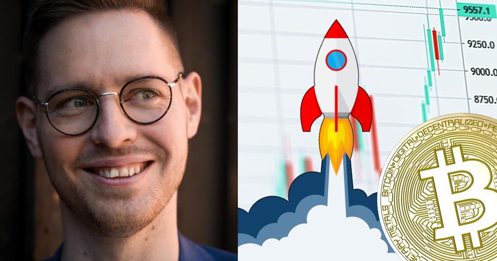 Totte Löfström, vd för Trijo, ger sina tre bästa tips på hur du kommer igång med investeringar i bitcoin