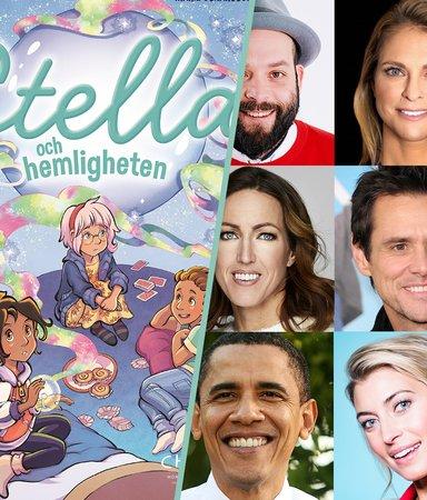 24 kändisar som skrivit barnböcker