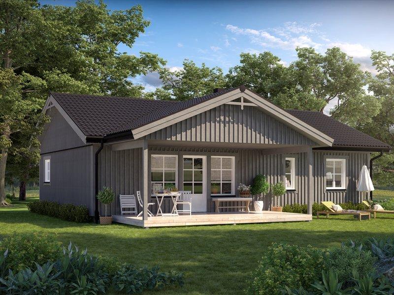 Villa Mjällom