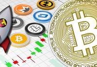 Breda nedgångar på världens kryptomarknader, men eternal token rusar över 200 procent