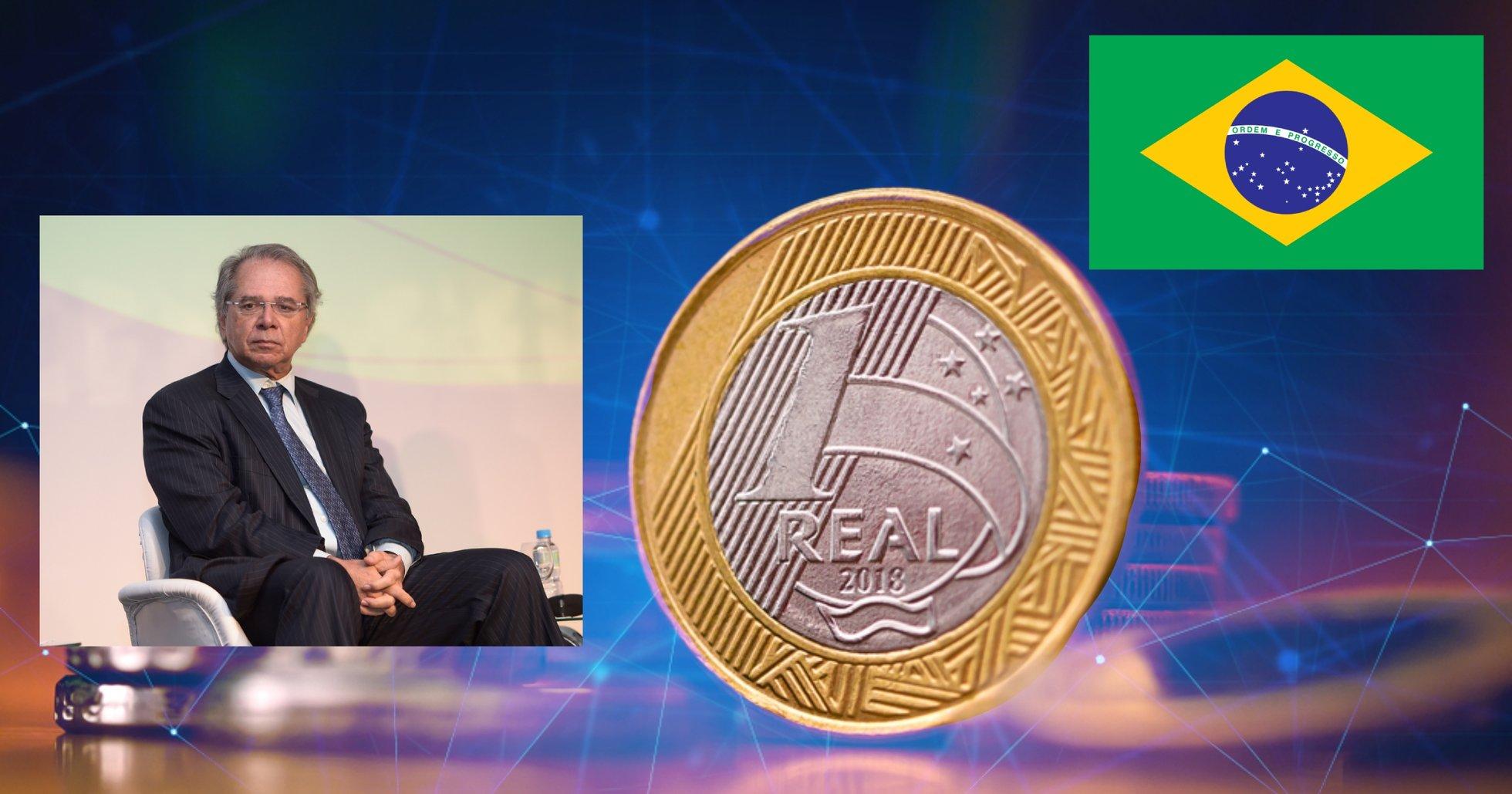 Brasiliens ekonomiminister: Vi kommer att införa en digital valuta