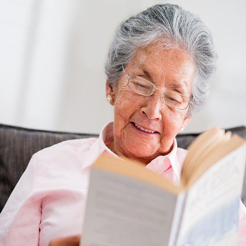 Så mycket levt liv – 5 romaner med en äldre kvinna som huvudperson