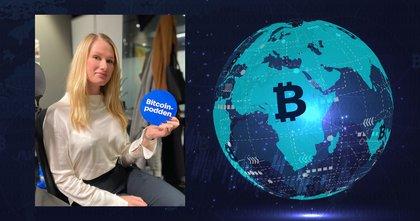 Anna Svahn: Om du köper och håller bitcoin i tio år kommer du bli mycket rik