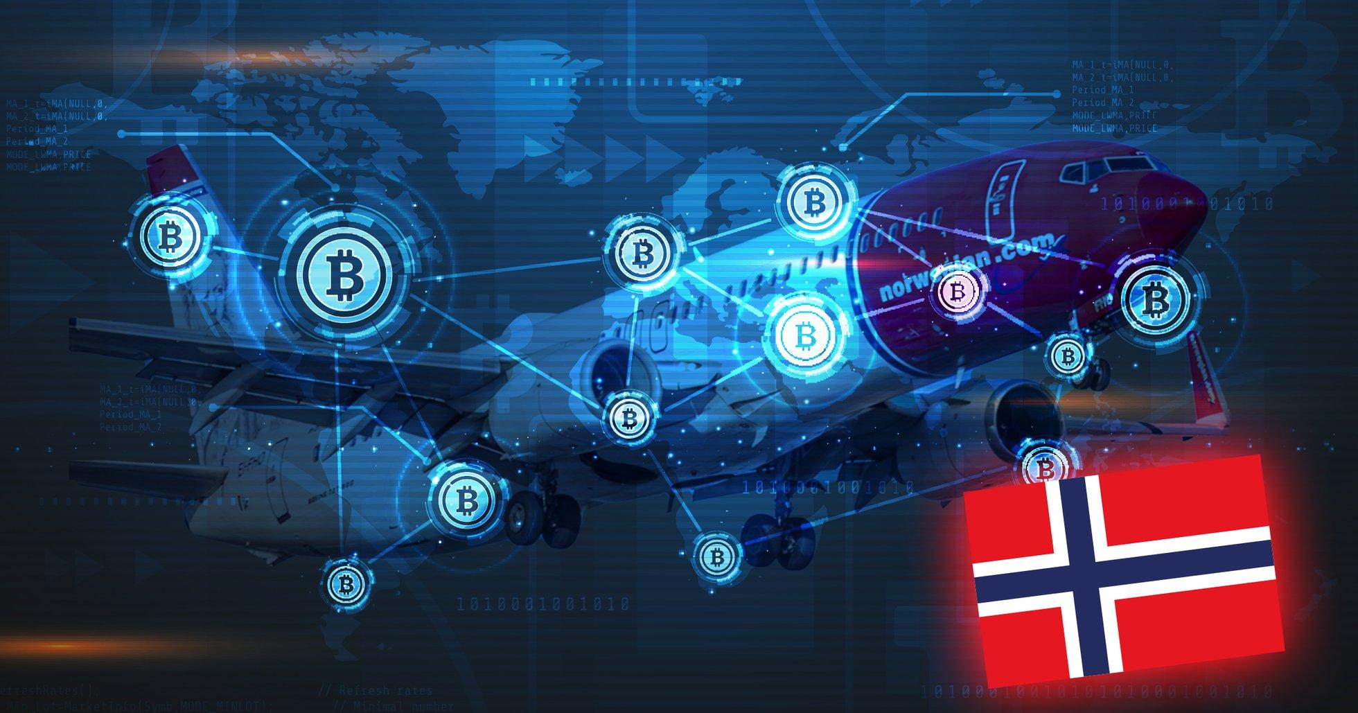 Norwegiangrundarens kryptobörs öppnar i augusti