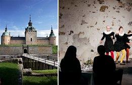 Kalmar Slott kombinerar middag och historia för helhetsupplevelse