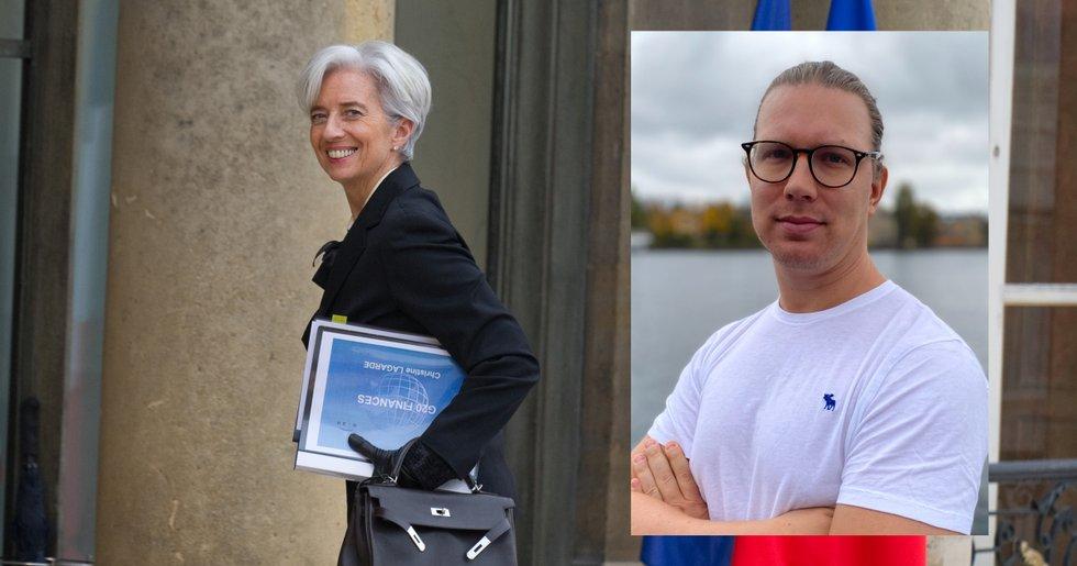 Martin Byström: Nej, Christine Lagarde, bitcoin är inte någon
