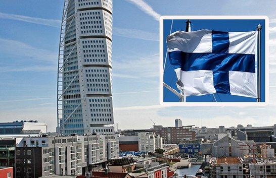 Malmös besöksnäring jublar över flyglinje till Helsingfors