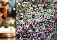 NFT-konstverk såldes för en halv miljard – högsta priset någonsin för ett digitalt verk