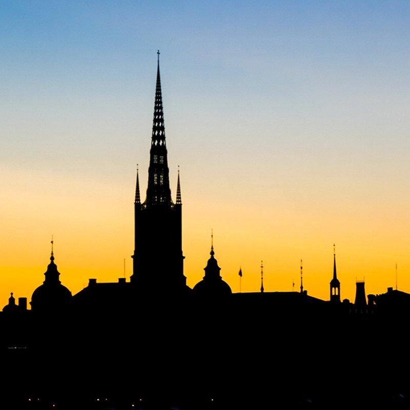 7 spänningsromaner som utspelar sig i Stockholm