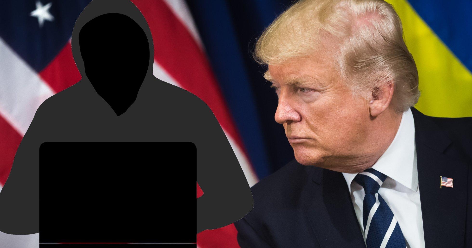 Kryptobedragare hackade Donald Trumps kampanjsajt –en vecka före USA-valet.