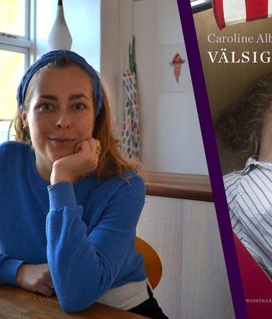 Författaren Caroline Albertine Minor skrev in sin egen historia i vårens starkaste novellsamling