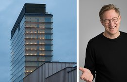 I dag öppnar ett av världens högsta trähotell – en ny destination i norr