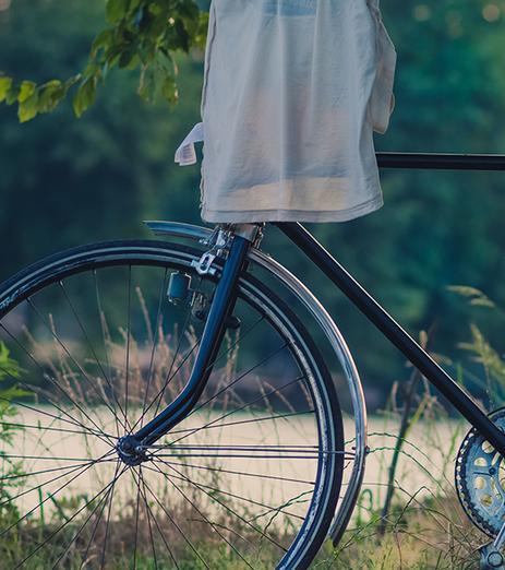 20 minuter med cykel till Södermalm