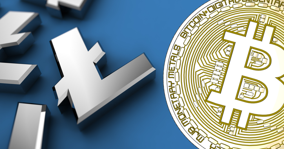 Mixed numbers in the crypto markets – litecoin continues to increase.