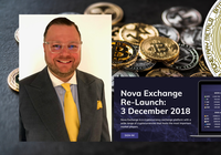 Swedish crypto exchange Nova is relaunching: