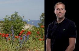 Han drömmer om att göra Gotland bäst i världen